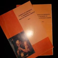 Elemente de diagnostic si tratament in practic medicala curenta, 2 vol