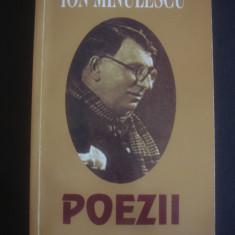 ION MINUMESCU - POEZII
