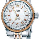 Ceas Oris big Crown pointer date - Ceas barbatesc, Lux - elegant, Mecanic-Automatic, Inox, Data
