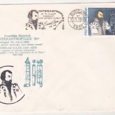 Bnk fil Plic ocazional Botosani 1990 - Interastrofilex `90, Romania de la 1950, Spatiu