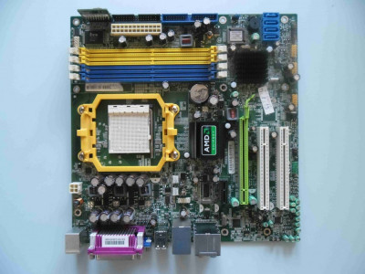 Placa de baza Acer RS690M03-8KRTS2H DDR2 PCI Express Video onboard socket AM2 foto