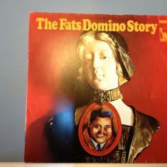 THE FATS DOMINO STORY - BEST OF 2LP BOX (1975/LIBERTY REC/ RFG ) - Vinil/Vinyl - Muzica Pop universal records