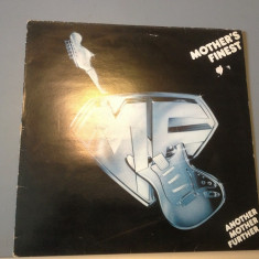 MOTHER'S FINEST - ANOTHER MOTHER FURTHER (1978 /CBS REC/ HOLLAND ) - Vinil/Vinyl