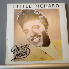 LITTLE RICHARD - THE GEORGIA PEACH(1985 /CHARLY REC/ PORTUGAL) - Vinil/Vinyl - Muzica Rock & Roll