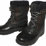 Cizme ghete SOREL originale, Waterproof, piele, impec. (dama 37.5/38) cod-348245