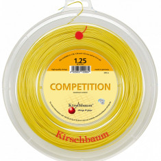 Racordaj KirschbaumCOMPETITION 200 m, 1.25 mm - Racordaj racheta tenis