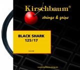 Racordaj Kirschbaum Black Shark 12 m, 1.25 mm