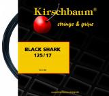 Racordaj Kirschbaum Black Shark 12 m, 1.25 mm