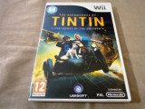 The Adventures of Tin Tin the Secret of The unicorn, Wii, original, PAL, Actiune, 3+, Multiplayer, Activision