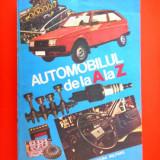 AUTOMOBILUL de la A la Z C Arama - Carti auto