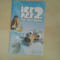 Manual - Ice Age 2 - The meltdown - Playstation PS2 ( GameLand )