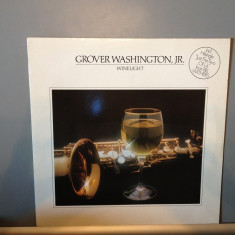 GROVER WASHINGTON,JR. - WINELIGHT (1980/ ELEKTRA / RFG) - Vinil/Vinyl/Impecabil