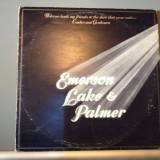 EMERSON LAKE & PALMER - WELCOME BACK....3LP BOX (1974/MANTICORE REC/ RFG)- Vinil