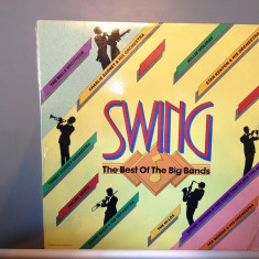 SWING - THE BEST OF BIG BANDS :COUNT BASIE, W.HERMAN(1988/ MCA REC / USA) - Vinil - Muzica Jazz universal records