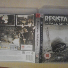 Resistance - Fall of man - Joc PS3 - Jocuri PS3, Shooting, 18+, Multiplayer