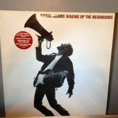 BRYAN ADAMS - WAKING UP THE NEIGHBOURS -2LP BOX (1991/ A & M Rec/ RFG) - Vinil - Muzica Rock universal records