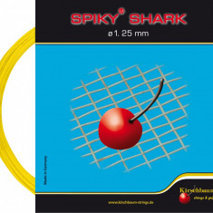 Racordaj Kirschbaum Spiky Shark 12 m, 1.25 mm - Racordaj racheta tenis