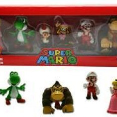 Set mini figurine Super Mario, seria 3 - Vehicul
