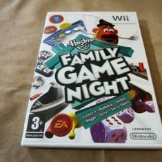Hasbro Family Game Night, pentru Wii, original, alte sute de jocuri - Jocuri WII Activision, Actiune, 3+, Multiplayer