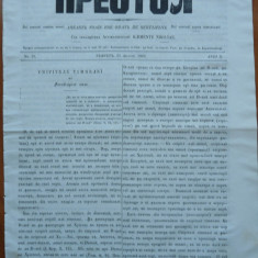 Ziarul religios , Preotul , foaie saptamanala , nr. 13 , 1862 , chirilica