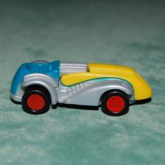 Figurina ou Kinder surprise, masina epoca cu fata zambitoare, Justice League - Vehicul