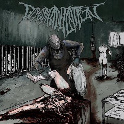 DEHUMANIZATION (Netherlands) – Meat Exposition CD NEW (Slamming Brutal Death) foto