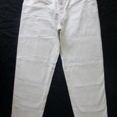 Blugi / pantaloni Dockers; marime 33/32: 84 cm talie, 108.5 cm lungime, 81 cm crac interior; 100% bumbac; impecabili - Blugi barbati, Culoare: Din imagine
