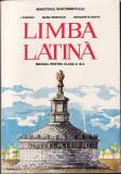 LIMBA LATINA_MANUAL PENTRU CLASA A IX-A - I. Fischer, Clasa 9, Alta editura, Limbi straine