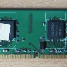 Memorie Kingmax 1GB DDR2-800 PC6400 CL6 ValueRam - Memorie RAM Kingmax, 800 mhz