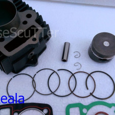 Kit Cilindru - Set Motor + Piston + Segmenti ATV ( 107cc - 110cc ) - 52.4mm