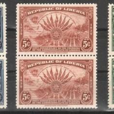 LIBERIA - 1940, nestampilat, MNH, An: 1947