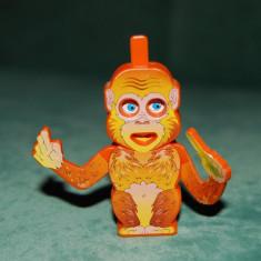 Figurina, jucarie din ou Kinder surprise, anii '90, maimuta, plastic, 6cm - Figurina Animale