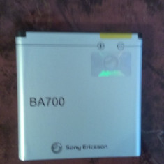 ACUMULATOR SONY Xperia Neo, Cod BA700 BATERIE ORIGINALA, Li-ion