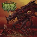 BROKEN HOPE (US) – Omen of Disease CD, NEW, 2013 (Brutal Death Metal)