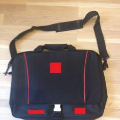 Geanta laptop, Panza, Negru