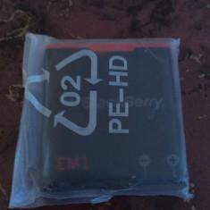 ACUMULATOR BLACKBERRY 9360 CURVE COD EM1 E-M1 EM-1 produs nou original, Li-ion