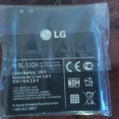 ACUMULATOR LG Optimus L9 P760 BL-53QH BATERIE ORIGINALA NOUA, Li-ion