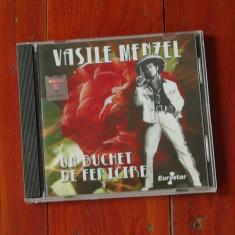 CD Muzica -- Vasile Menzel - Un buchet de fericire !!! - Muzica Pop