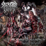 SECRETED ENTITY (US) ‎– Horrifying Hallucinations Of Ungodly Activities CD 2012 (Brutal Death) NEW