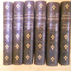 M. CHAUVEAU ADOLPHE--TEORIA CODULUI PENAL-- 6 VOL. - COMPLET - 1887 FRANCEZA