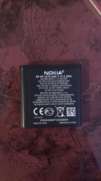 ACUMULATOR NOKIA 6234 cod Bp-6m nou original