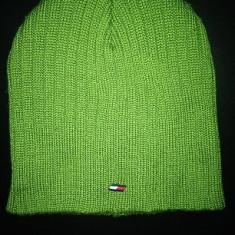 Vand fes Tommy Hilfiger, culoare verde, unisex, original. - Fes Barbati