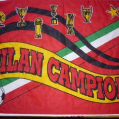 Steag fotbal - AC MILAN, De club