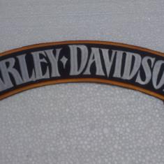 Patch Harley Davison Rotund