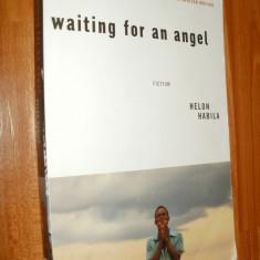 WAITING FOR AN ANGEL - HELON HABILA - 2002 - CARTE IN LIMBA ENGLEZA - Carte in engleza