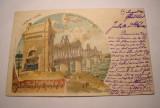 Carte Postala Salutari din Romania Cernavoda Podul Regele Carol I