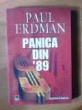 E0 Panica Din '89 - Paul Erdman, Rao