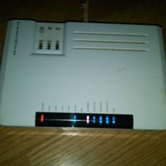 Router Alta MODEM ADSL2 DSL-EASYBOX A 601 WLAN WIFI, Porturi LAN: 4, Porturi WAN: 1