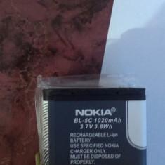 Acumulator Baterie BL-5c PENTRU NOKIA ASHA 230, Alt model telefon Nokia, Li-ion