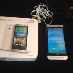 HTC One E8 - Telefon HTC, Alb, Neblocat, Single SIM